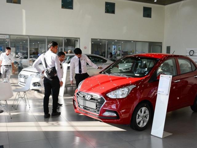 Qua tháng cô hồn, loạt ô tô tiếp tục giảm giá, có mẫu giảm tới hơn 160 triệu đồng mỗi xe