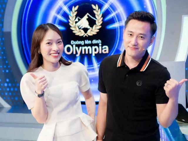 """Hot girl Khánh Vy trở thành MC chính thức của """"Đường lên đỉnh Olympia 2022"""""""
