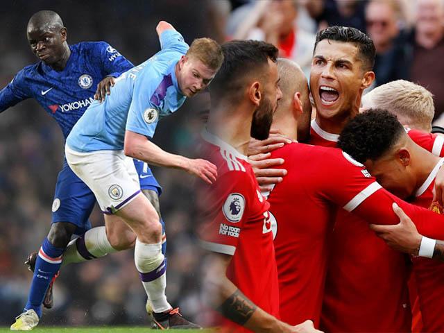 Dự đoán tỷ số vòng 6 Ngoại hạng Anh: Ronaldo - MU trút giận, Chelsea muốn hạ Man City