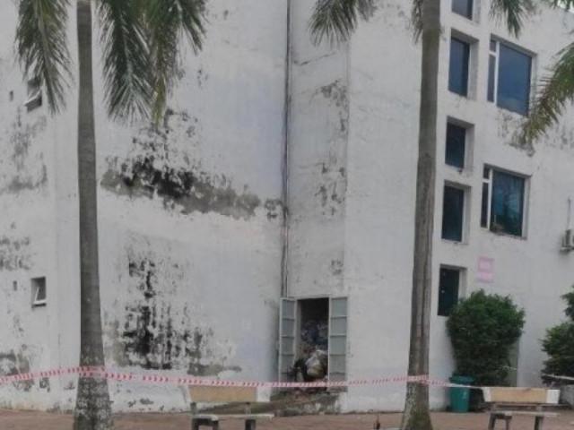 Bí ẩn vụ phát hiện thi thể bệnh nhân mất tích trong kho rác Trung tâm y tế