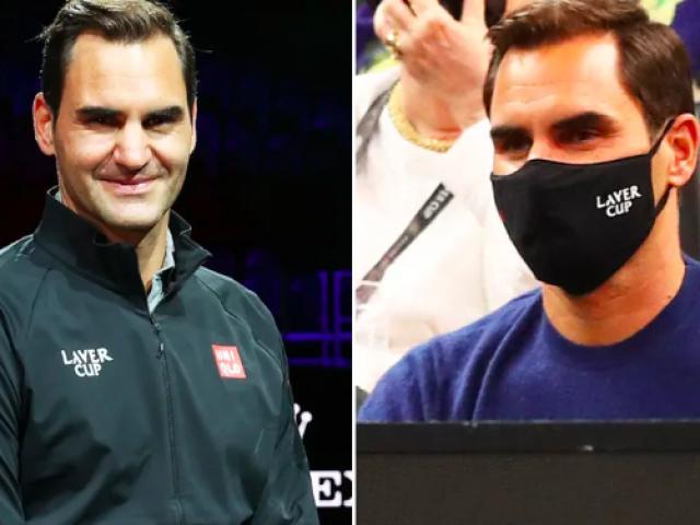 """Federer xuất hiện tại Laver Cup, khán giả phát cuồng vì """"Tàu tốc hành"""""""