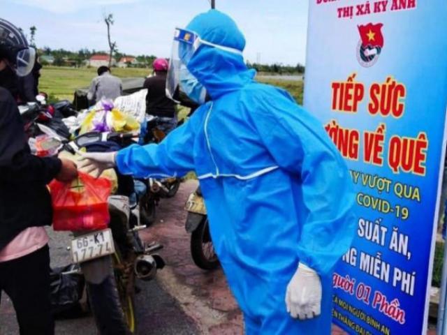 Nam thanh niên tình nguyện chống dịch tử vong do TNGT trên đường về nhà