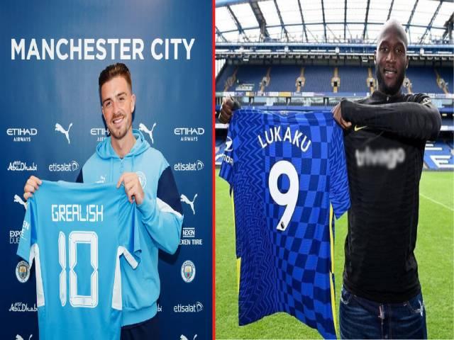"""Chelsea đấu Man City: Chờ 2 """"bom tấn"""" Lukaku, Grealish định đoạt đại chiến"""