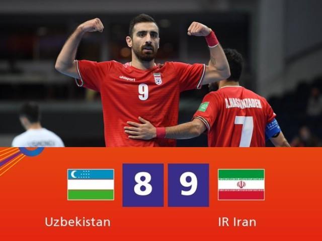 Đỉnh cao Futsal World Cup: Đội số 1 châu Á vào tứ kết sau trận cầu 17 bàn