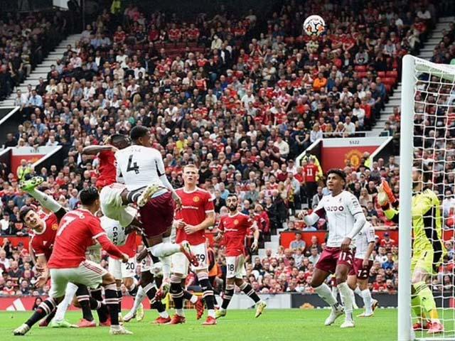 Video bóng đá MU - Aston Villa: 28 cú sút vô duyên, quả 11m sững sờ (Vòng 6 Ngoại hạng Anh)