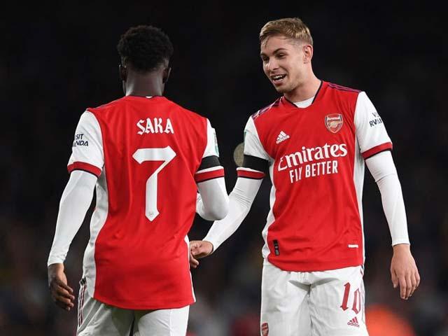 """Sức trẻ giúp Arsenal hồi sinh, thăng hoa nhờ cặp """"Ronaldo - Rooney mới"""""""
