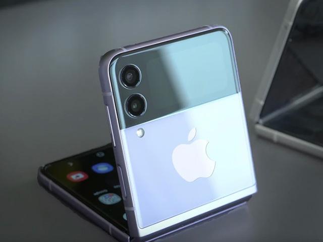 Không phải Galaxy Z Fold 3, chỉ iPhone Flip mới làm được điều này