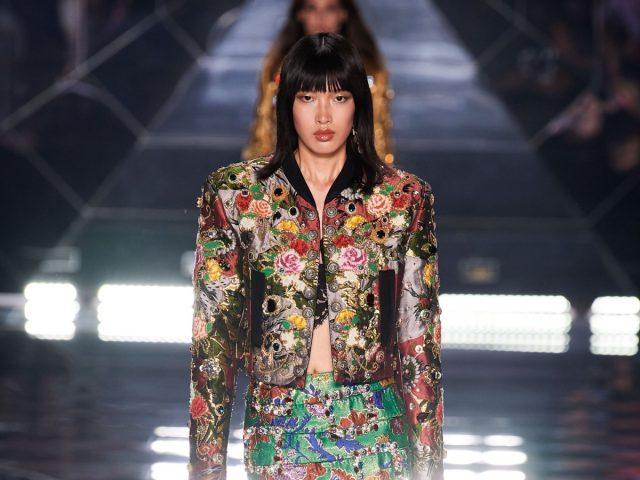 Người mẫu Việt đầu tiên trình diễn cho Dolce&Gabbana