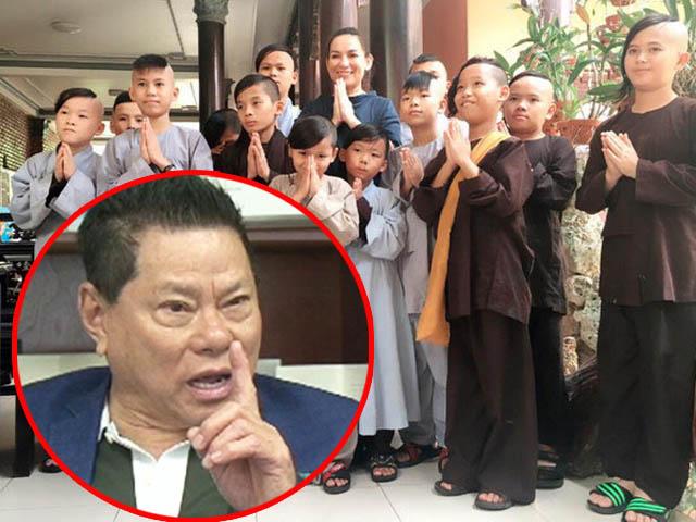 Tỷ phú Hoàng Kiều tuyên bố sẽ nuôi 23 người con của cố nghệ sĩ Phi Nhung