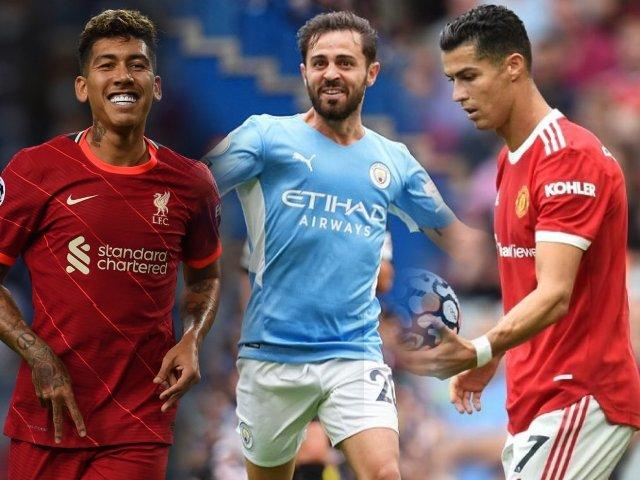 Đại chiến Liverpool - Man City tranh bá chủ, MU chờ hồi sinh ở vòng 7 Ngoại hạng Anh