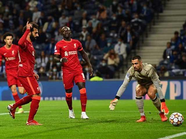 Trực tiếp bóng đá Porto - Liverpool: Thất bại nặng nề (Cúp C1)
