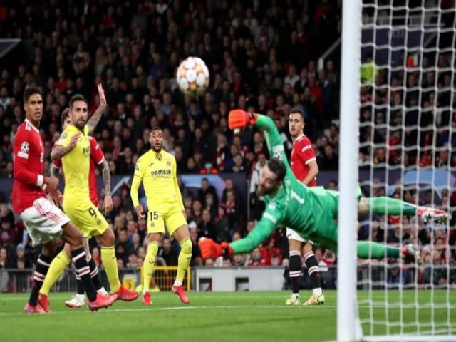 """Video bóng đá MU - Villarreal: Người hùng Ronaldo, """"bàn thắng vàng"""" phút 90+5 (Cúp C1)"""