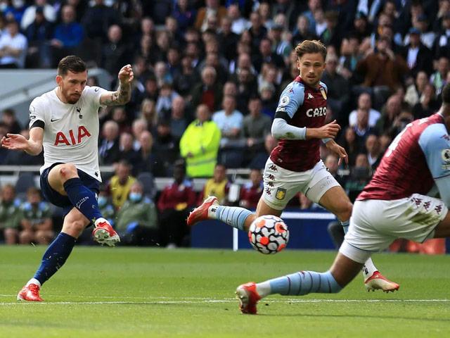 Video bóng đá Tottenham - Aston Villa: Rượt đuổi hấp dẫn, Son Heung Min tỏa sáng (Vòng 7 Ngoại hạng Anh)