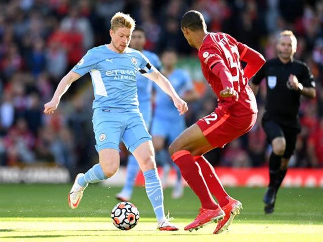 Trực tiếp bóng đá Liverpool - Man City: Robertson ngăn cản Jesus (Vòng 7 Ngoại hạng Anh) (Hết giờ)
