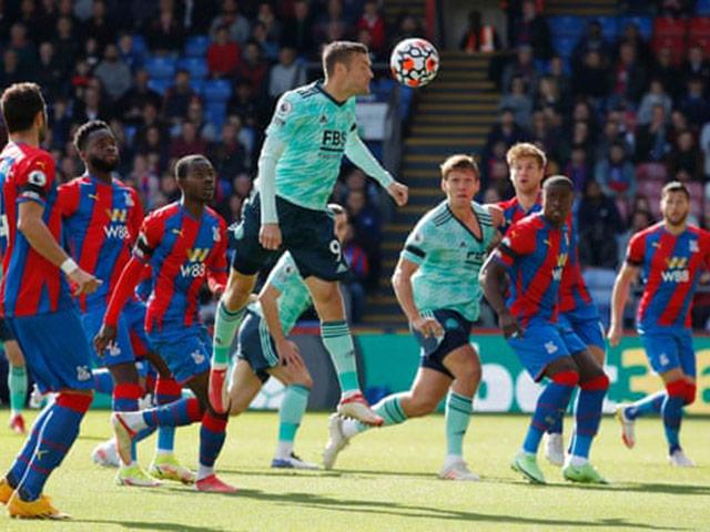 Trực tiếp bóng đá Crystal Palace - Leicester City: Vardy nhân đôi cách biệt (vòng 7 Ngoại hạng Anh)
