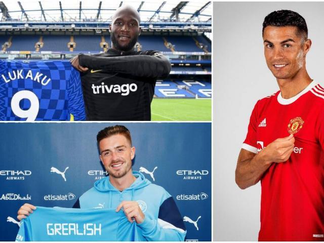 """""""Bom tấn"""" Ngoại hạng Anh so tài: Ronaldo, Lukaku hay SAO 100 triệu bảng hay nhất?"""