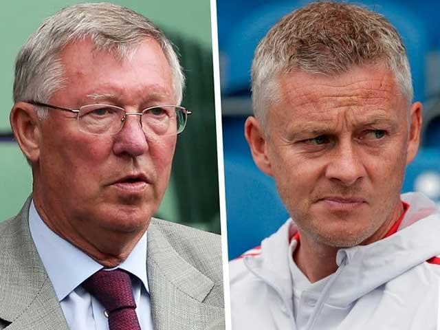Lộ cảnh Sir Alex chỉ trích Solskjaer để Ronaldo dự bị, MU vẫn ủng hộ tuyệt đối