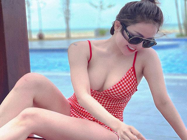 """""""Đệ nhất mỹ nhân phồn thực showbiz Việt"""" gây ngỡ ngàng vì mặt già nua, đen nhẻm"""
