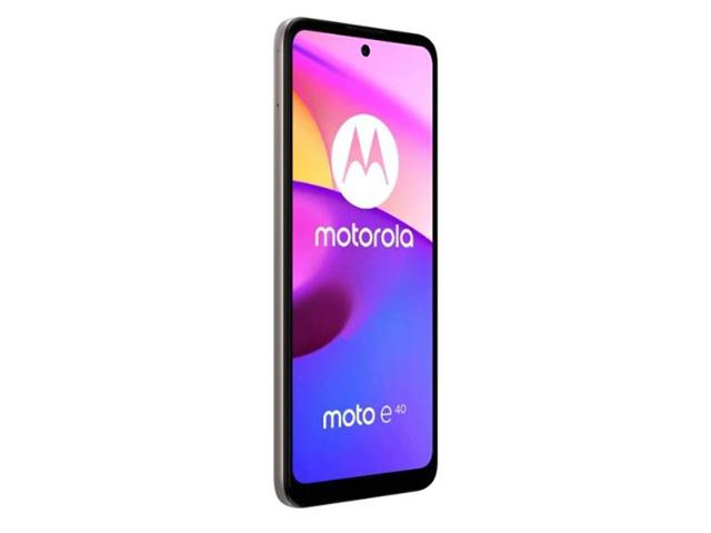 Motorola chuẩn bị tung thêm Moto E40 giá tốt