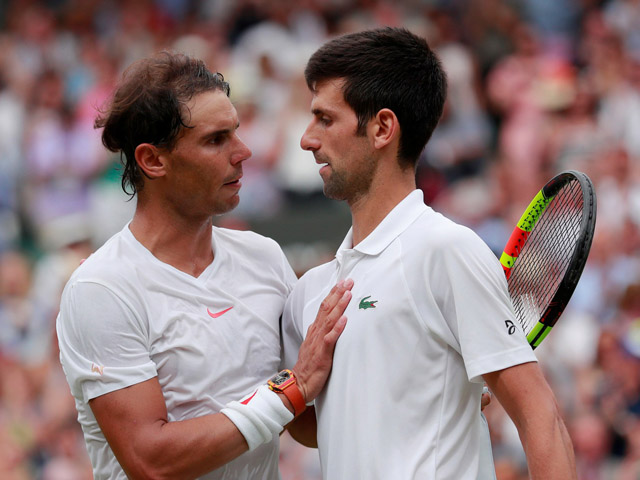 Djokovic and the turning point