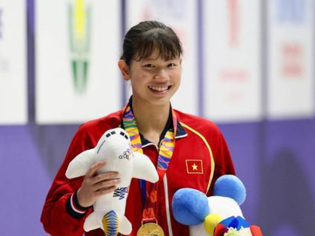 Swimmer Nguyen Thi Anh Vien: There is also the fate of the person who picks up the person to bring…