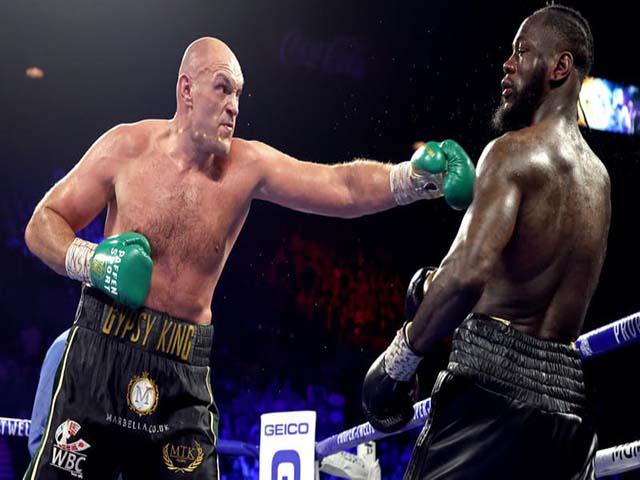 Đại chiến boxing Fury - Wilder: 11 hiệp kịch tính, cú knock-out sấm sét