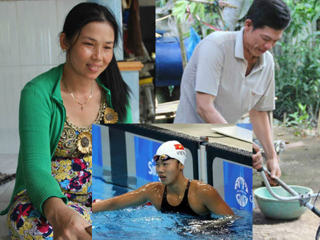 Anh Vien's parents hope their daughter gets married soon, not surprised by the resignation