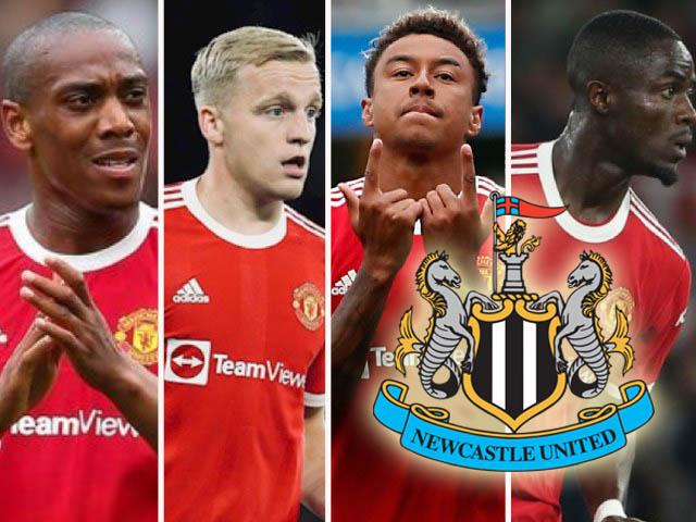 """Siêu đội hình """"đại gia"""" Newcastle có 4 SAO MU trợ chiến: Big 6 Ngoại hạng Anh run rẩy"""