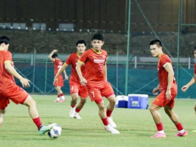 Trang thống kê dự đoán khó hiểu về kết quả trận Việt Nam - Oman
