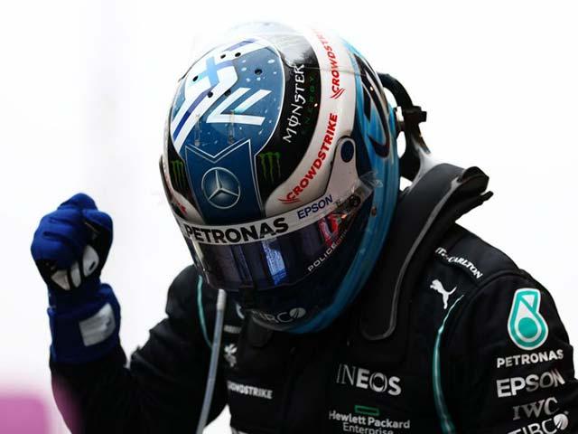 F1 racing, Turkish GP: Bottas won convincingly in the rain at Istanbul Park