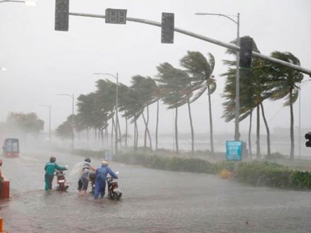Thời tiết đầu tuần: Biển Đông sắp đón bão số 8, Bắc Bộ và Trung Bộ hứng mưa lớn