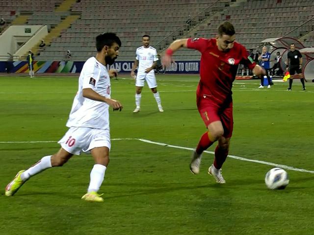 Trực tiếp bóng đá Syria - Lebanon: Hai bàn thắng liên tiếp (Vòng loại World Cup 2022)