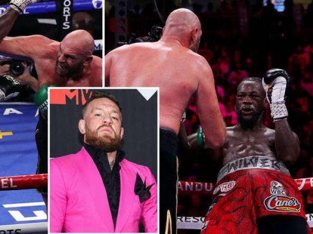 """""""Gã điên"""" McGregor nói lý do Wilder thua """"Vua giang hồ"""" nước Anh"""