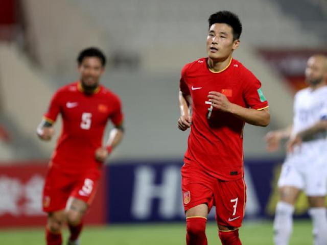 Trực tiếp bóng đá Saudi Arabia - Trung Quốc: Những phút cuối căng thẳng (Vòng loại World Cup 2022)