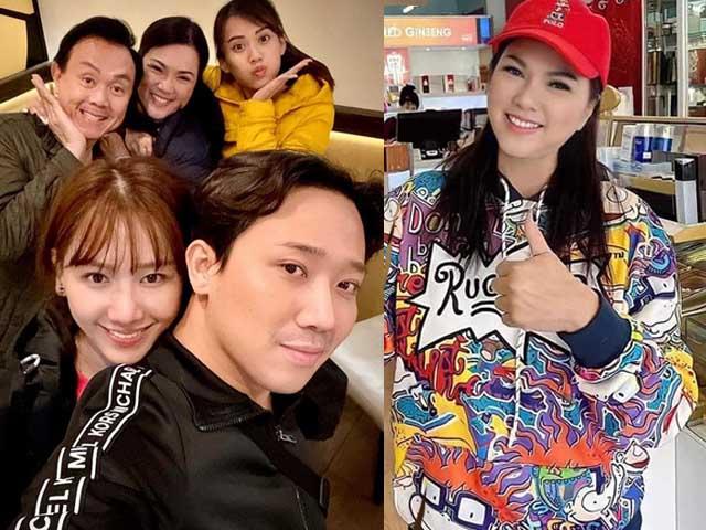 Trấn Thành tuyên bố trở lại Rap Việt, bà xã danh hài Chí Tài bình luận gây chú ý