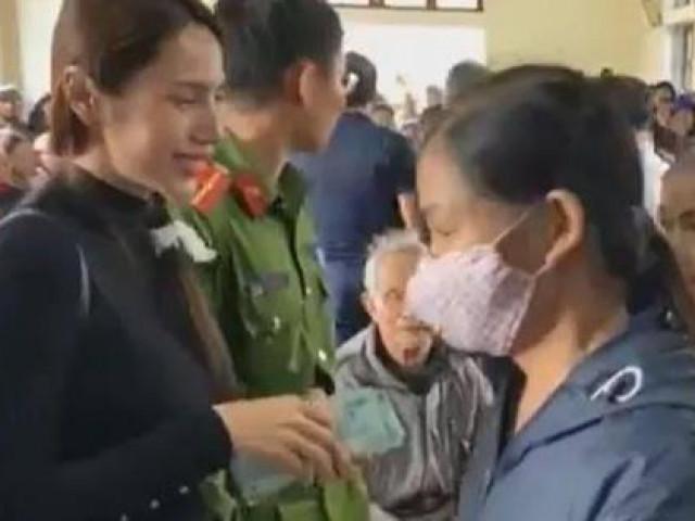 Hà Tĩnh thông tin kết quả rà soát hoạt động từ thiện của ca sỹ Thuỷ Tiên