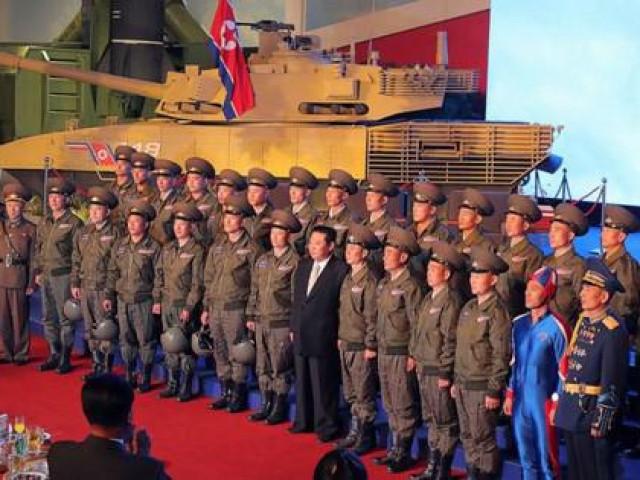 """Quân đội Triều Tiên xuất hiện """"siêu anh hùng"""""""