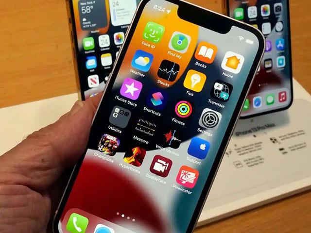 Vì sao Apple cắt giảm sản lượng iPhone 13
