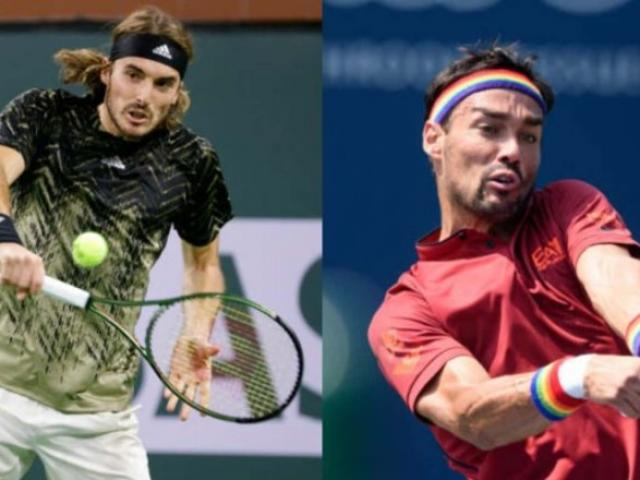 Video tennis Fognini - Tsitsipas: Dramatic upstream, sowing sadness (Round 3 Indian Wells Masters)