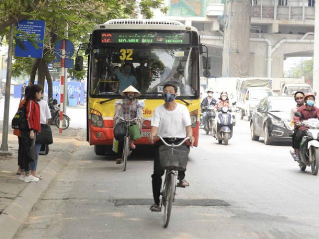 Hà Nội chính thức cho phép xe buýt và một loạt phương tiện vận chuyển hành khách hoạt động trở lại