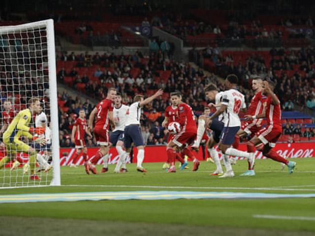 Trực tiếp bóng đá Anh - Hungary: Nỗ lực không thành (Hết giờ)