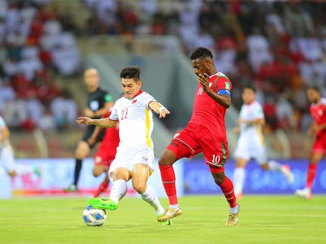 Trực tiếp bóng đá Oman - Việt Nam: Quang Hải, Công Phượng & Văn Toàn liên tiếp bỏ lỡ (Vòng loại World Cup) (Hết giờ)