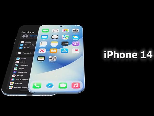 Khái niệm iPhone 14 Pro đẹp rụng rời, iFan quên luôn iPhone 13 Pro Max